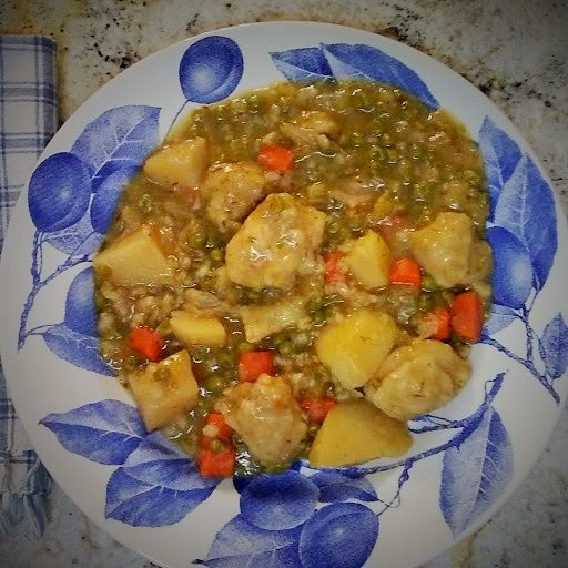 Beefless Stew 1