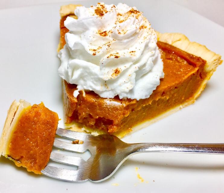 Pumpkin Pie (Vegan)